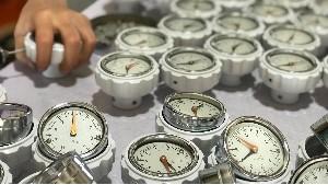 欧拓专业生产重锤表